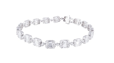 4 ct Grand Slam Tennis Bracelet