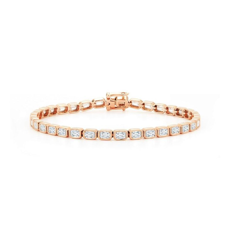 'Croquet & Champs' Diamond Bracelet