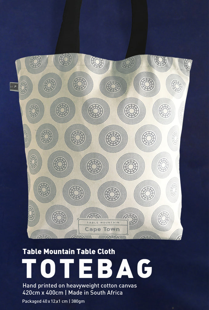 TableMountain TableCloth ToteBag