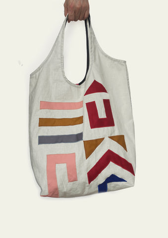 BlackCoffee Orbit ToteBag - unlined