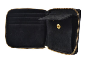 GC Wallet Suede / Black