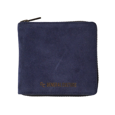 GC Wallet Suede / Navy