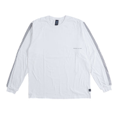 Fences LS / White