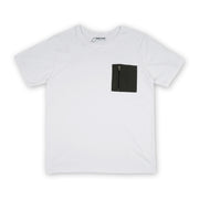 GC Canvas Pocket / White