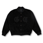 GC Varsity Jacket / Black