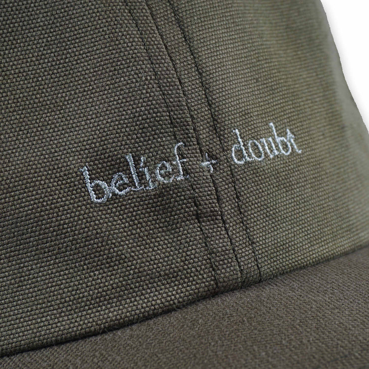Libertarianism Polo Cap / Olive