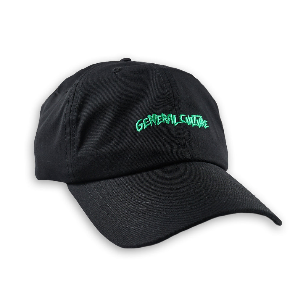 Dread Polo Cap / Black