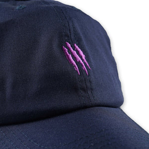 Claw Polo Cap / Navy Blue