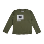 Refraction Sweatshirt / Olive