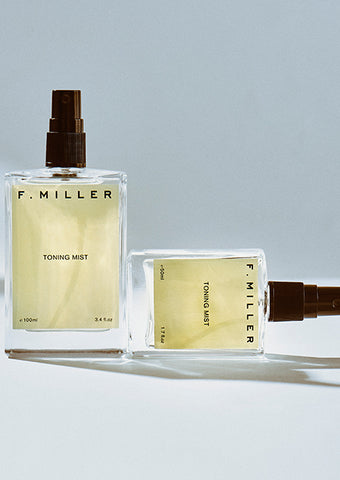 Toning Mist by F Miller