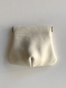 Short Stash Pouch - MILK