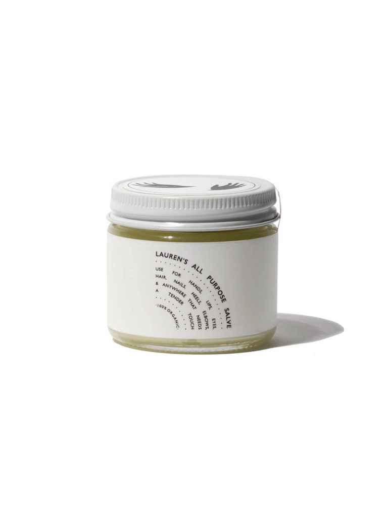 Lauren's All Purpose Salve - Travel Jar size