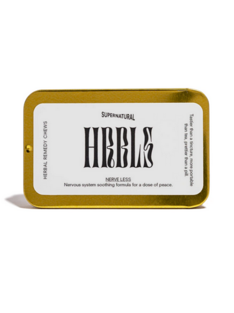 HRBLS | Nerve Less: soothing herbal chews