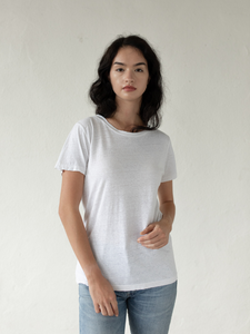 Lorel Tee - Optic White