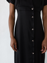 Load image into Gallery viewer, Enya Dress - Black