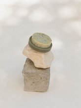 Load image into Gallery viewer, Seaweed Soap (eucalyptus, rosemary, bergamot, and laurel leaf)