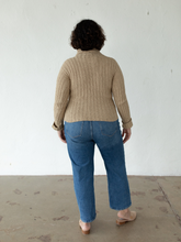 Load image into Gallery viewer, Mari Turtleneck - Sand (XS)