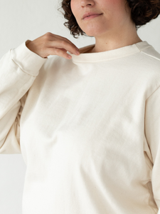 Easy Sweatshirt - Natural (M)