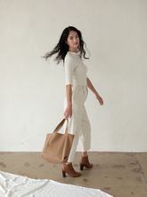 Load image into Gallery viewer, Marche Tote - TAWNY