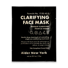 Load image into Gallery viewer, Clarifying Face Mask - Single Use