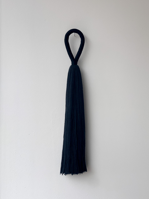 Eternal Wall Hanging - Black