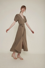 Load image into Gallery viewer, Silvia Dress in Topo