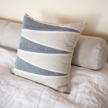 Load image into Gallery viewer, Dwell Block Print Pillow
