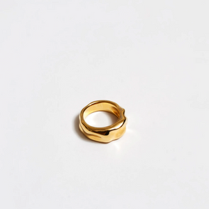 Aida Ring in Gold