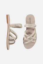 Load image into Gallery viewer, Canary Sandal in Cream