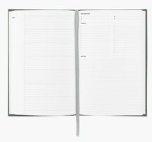 Load image into Gallery viewer, Appointed Year Task Book in Charcoal Gray