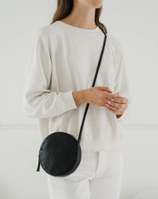 Load image into Gallery viewer, Soft Mini Circle Purse - Black