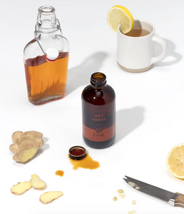 Hot Toddy Cocktail Syrup
