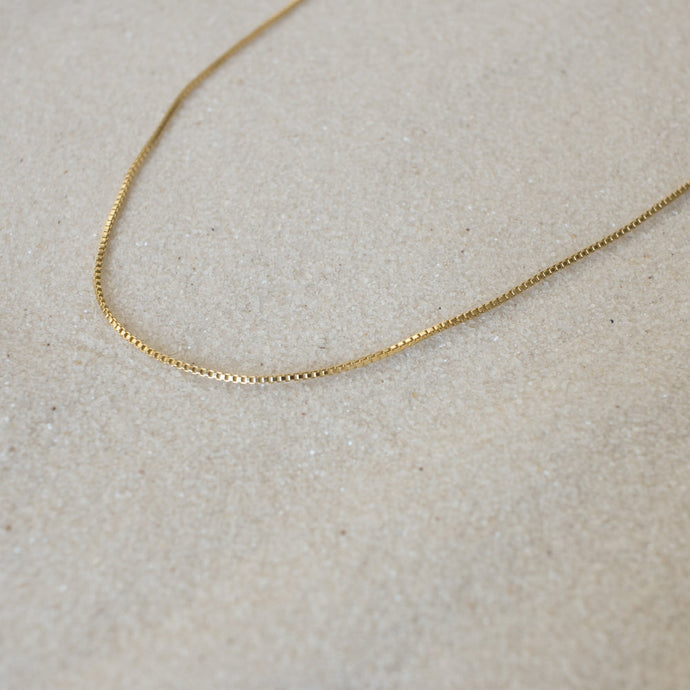 Wyatt Chain in Gold