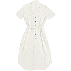 Notch Collar Dress (S)