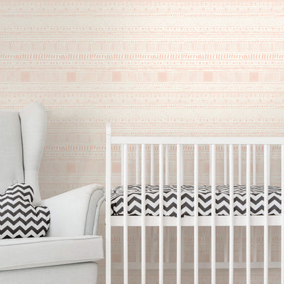 The 6 Best Designs for Nursery Wallpaper