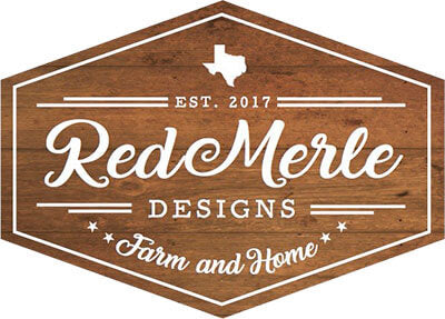 RedMerle Designs TX Wood Signs