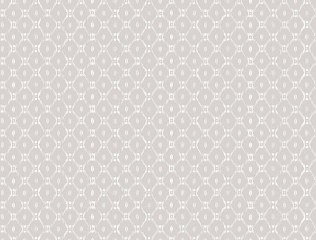 Ronald Redding Fretwork Wallpaper - Grey