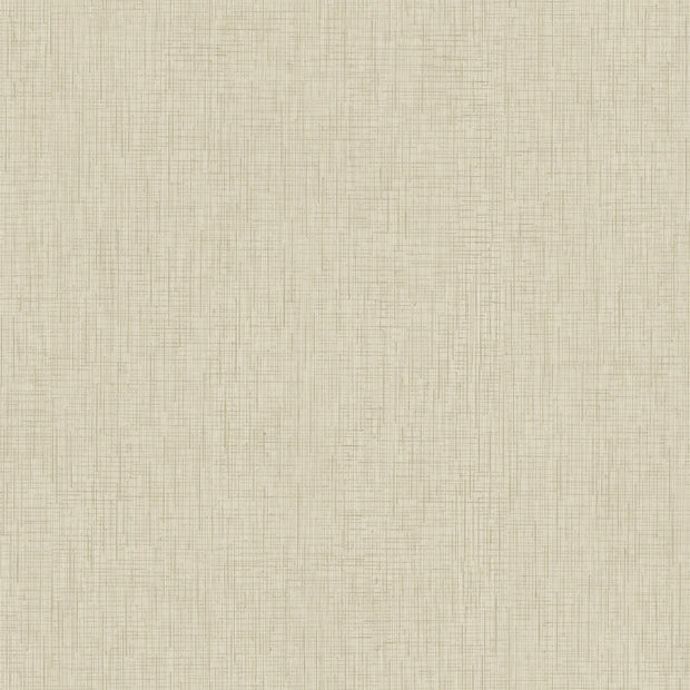 Ronald Redding Threaded Silk Wallpaper - Taupe