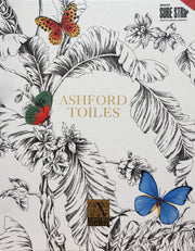 Ashford Toiles Dogs Life Wallpaper - Silver & Metallic Gold