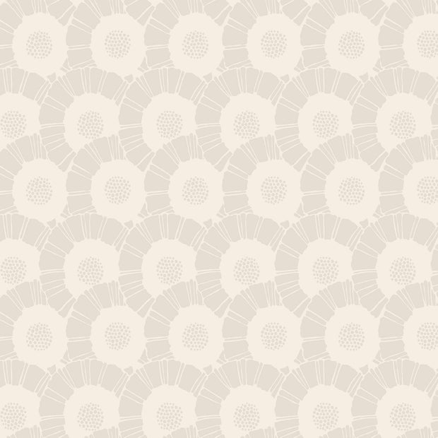 Antonina Vella Coco Bloom Wallpaper - Cream