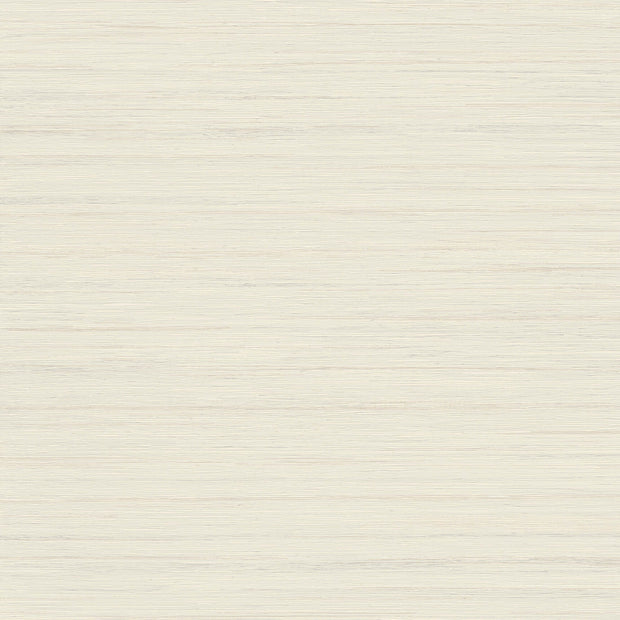 Antonina Vella Ragtime Silk Wallpaper - Off White