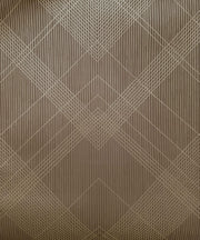 Antonina Vella Jazz Age Wallpaper - Brown