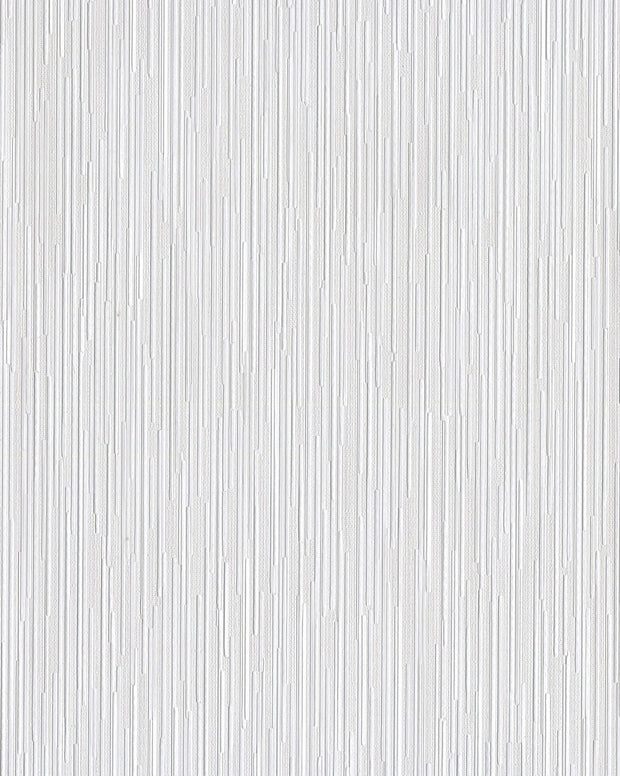 Prisms Wallpaper - Light Gray/White