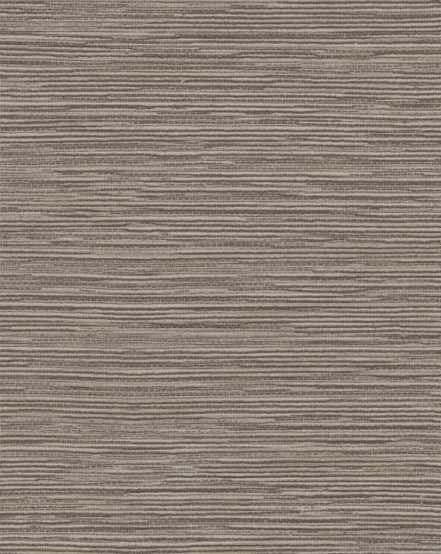 Ramie Weave Wallpaper - Dark Gray