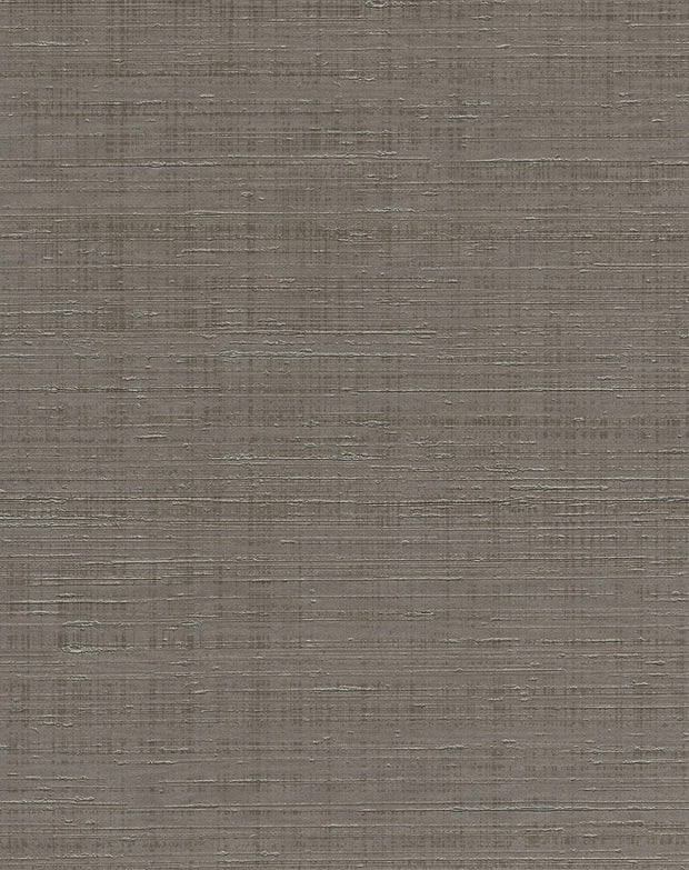 Spun Silk Wallpaper - Dark Gray