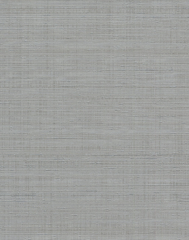 Spun Silk Wallpaper - Gray