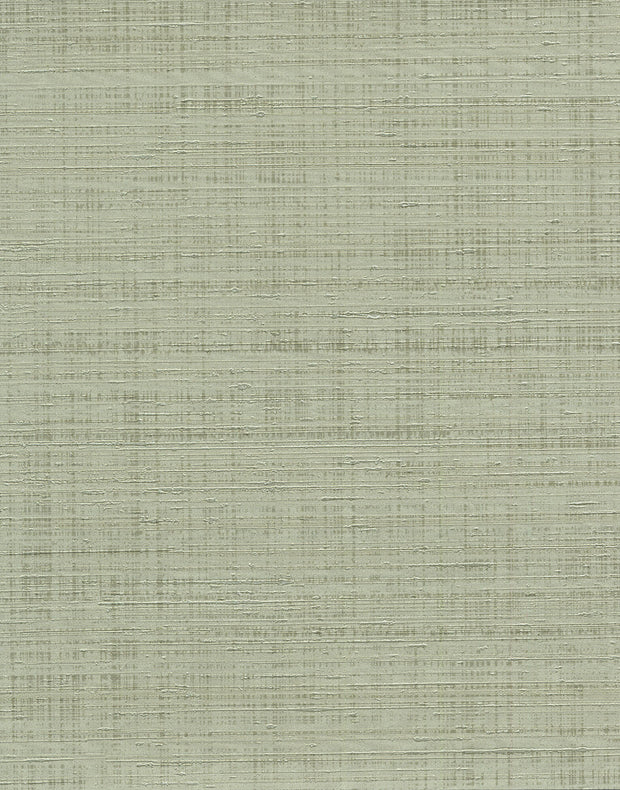 Spun Silk Wallpaper - Green