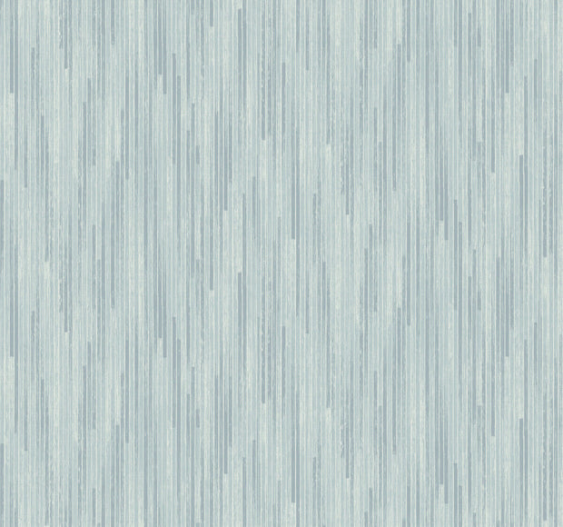 Candice Olson Modern Artisan II Bargello Wallpaper - Blue