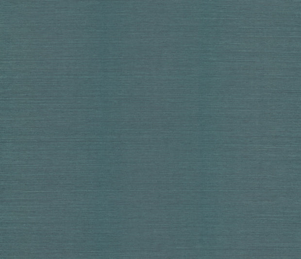 Ronald Redding Sisal / Twil Wallpaper - Blue