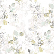 Arbor Vine Wallpaper - Green